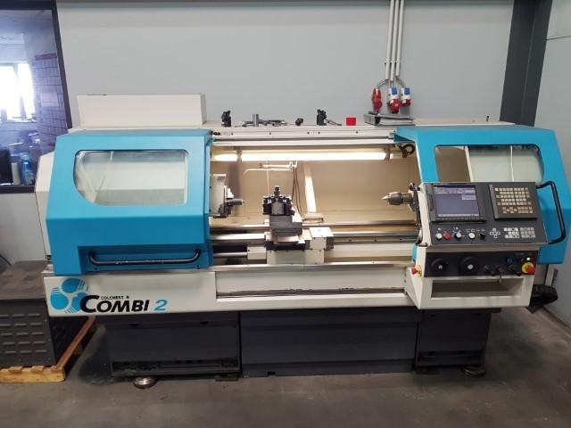 Drehmaschine Colchester Combi 2000 - 1