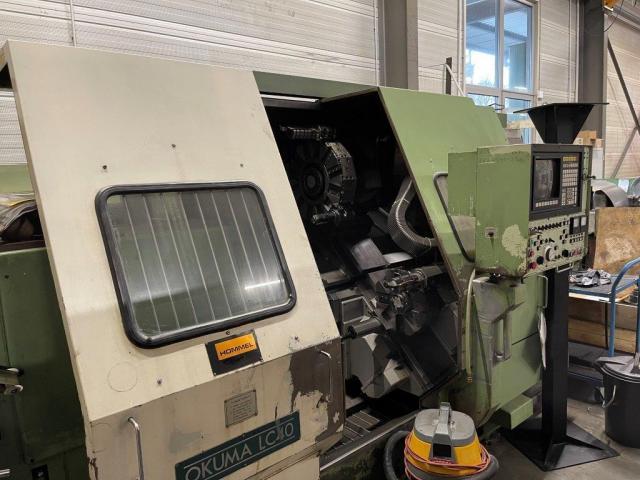 Drehmaschine Okuma LC 40-2ST - 1