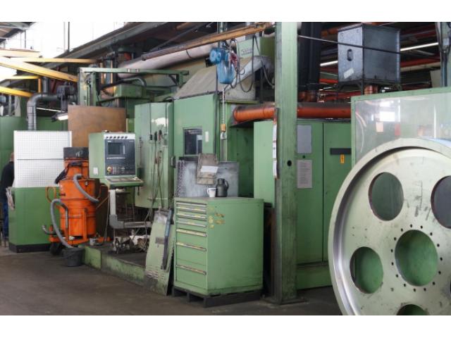 Karusselldrehmaschine HESSAPP DV 80 CNC - 1