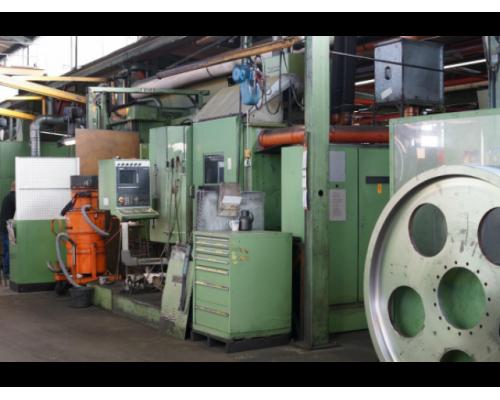Karusselldrehmaschine HESSAPP DV 80 CNC - Bild 1