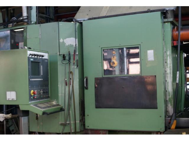 Karusselldrehmaschine HESSAPP DV 80 CNC - 2