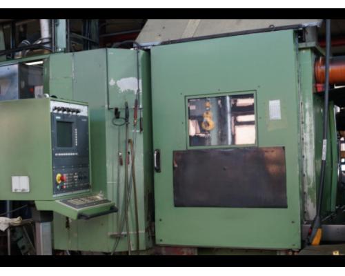 Karusselldrehmaschine HESSAPP DV 80 CNC - Bild 2