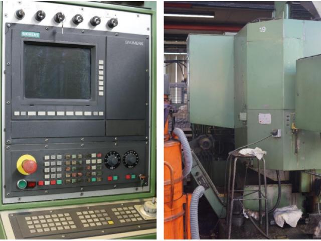 Karusselldrehmaschine HESSAPP DV 80 CNC - 3