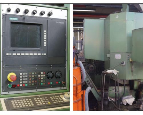 Karusselldrehmaschine HESSAPP DV 80 CNC - Bild 3