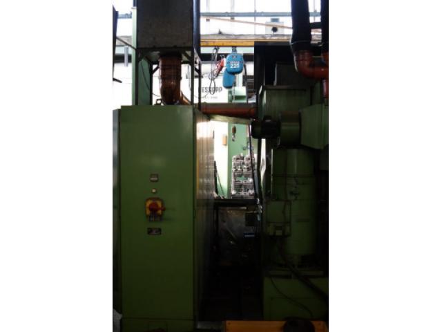 Karusselldrehmaschine HESSAPP DV 80 CNC - 5
