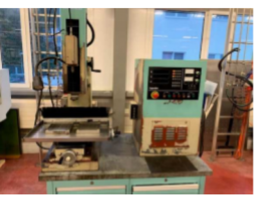 Startlochbohrmaschine COBRA-BA TSH - Bild 1