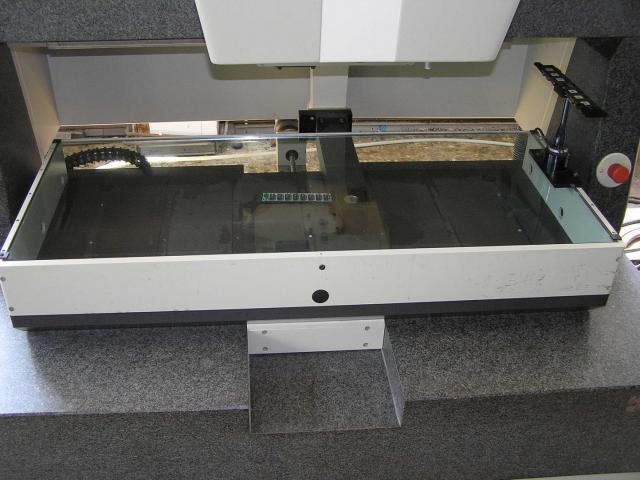 CNC Messmaschine Werth VCIP 800-3D-CNC - 1