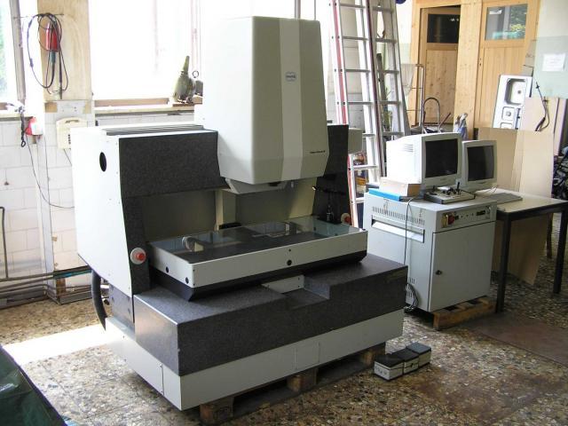 CNC Messmaschine Werth VCIP 800-3D-CNC - 3