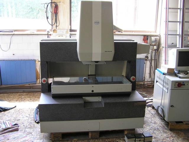 CNC Messmaschine Werth VCIP 800-3D-CNC - 5