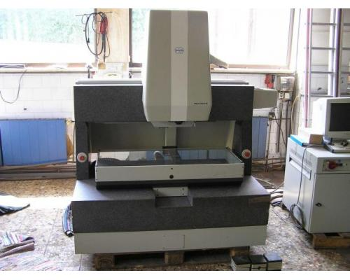 CNC Messmaschine Werth VCIP 800-3D-CNC - Bild 5