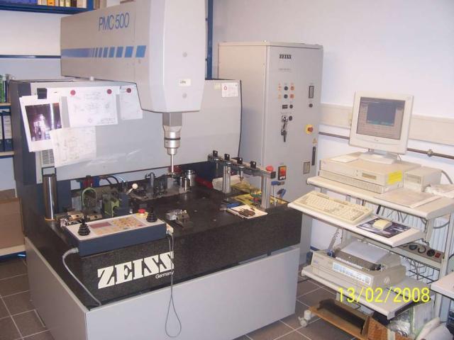 Messmaschine Zeiss PMC500 - 1