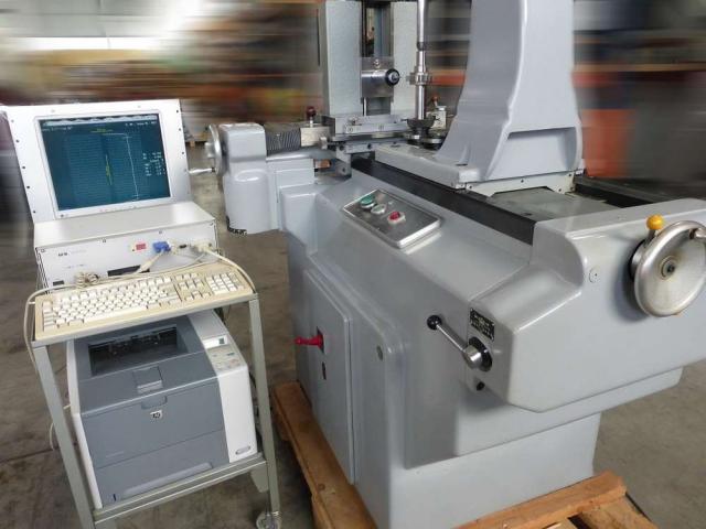 Zahnradmessgerät Klingelnberg PFS 600 - 1
