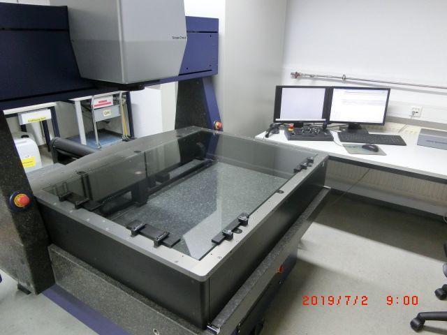 Messmaschine Werth Scope Check - 3