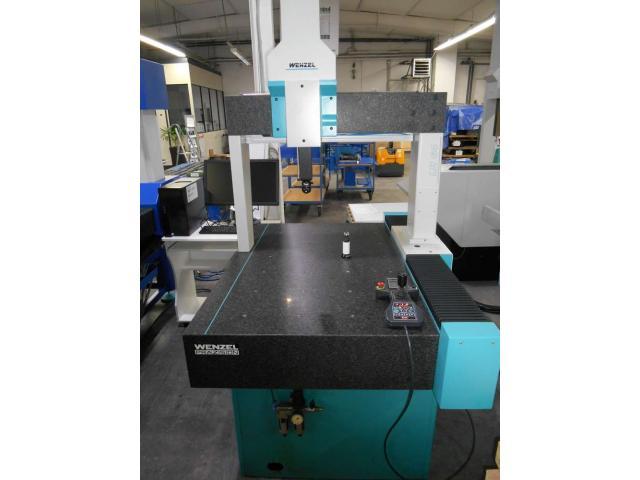 CNC Koordinatenmessmaschine Wenzel LH65 - 1