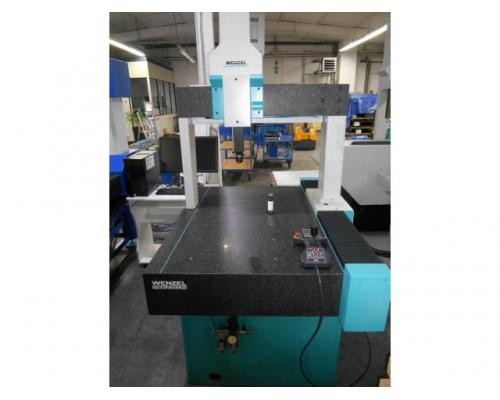 CNC Koordinatenmessmaschine Wenzel LH65 - Bild 1