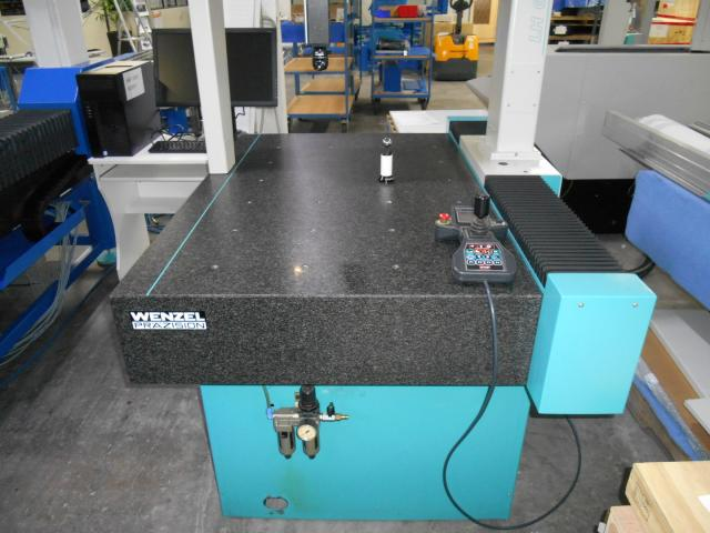 CNC Koordinatenmessmaschine Wenzel LH65 - 2