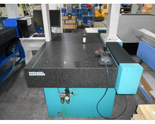 CNC Koordinatenmessmaschine Wenzel LH65 - Bild 2