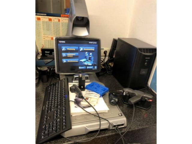 Messmaschine Keyence xm t1000 - 1