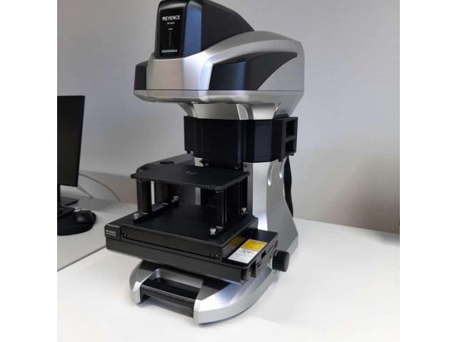 3D-Profilometer Keyence VR5000 - 1
