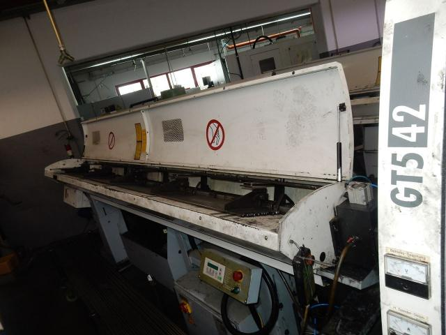 Drehmaschine Müga GT5-42 - 4