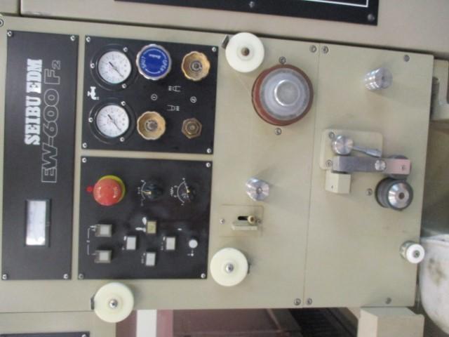 Drahterodiermaschine Seibu EW 600 F2 - 4