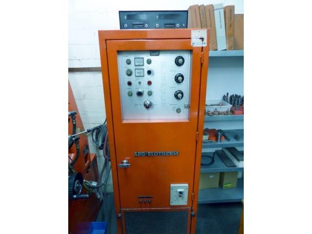 Erodiermaschine AEG Elbomat 303 - 1