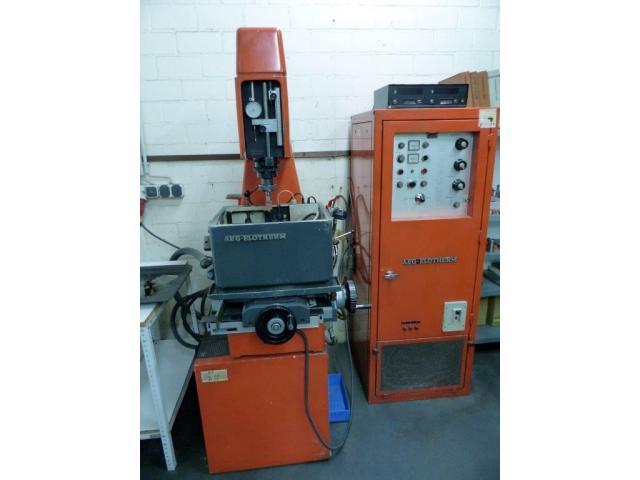 Erodiermaschine AEG Elbomat 303 - 2