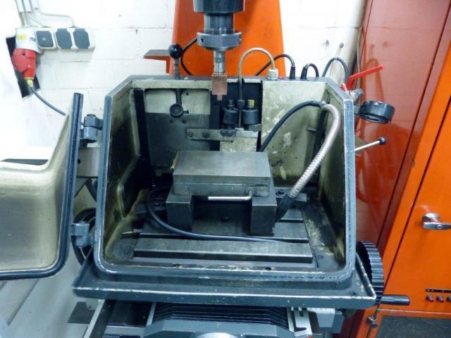 Erodiermaschine AEG Elbomat 303 - 3