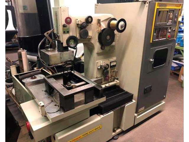 Drahterodiermaschine Matra Fanuc Tape-Cut M - 1