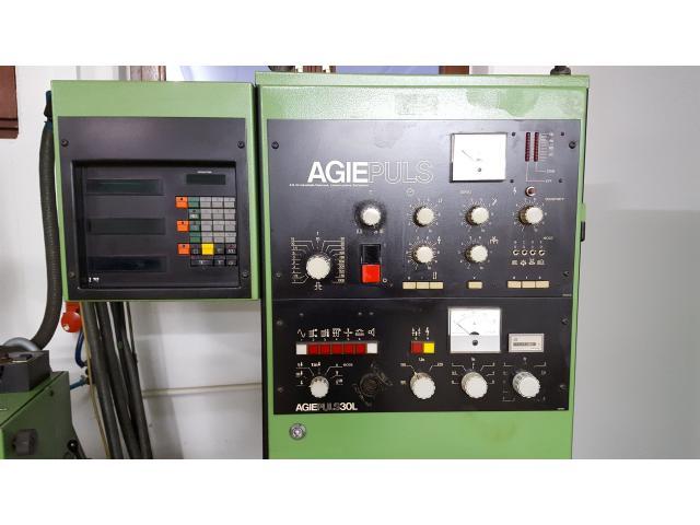 Erodiermaschine Agie - 2