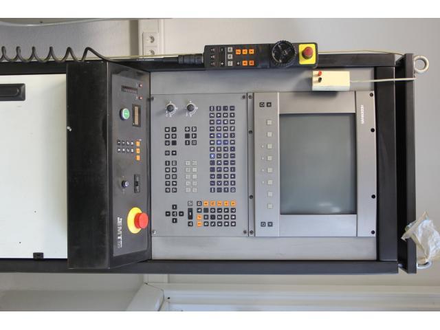 Erodiermaschine EMT 320 - 2