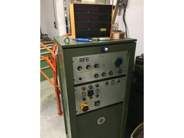 Rheinische Funkenerosionsmaschine RFE ST TTH - 2