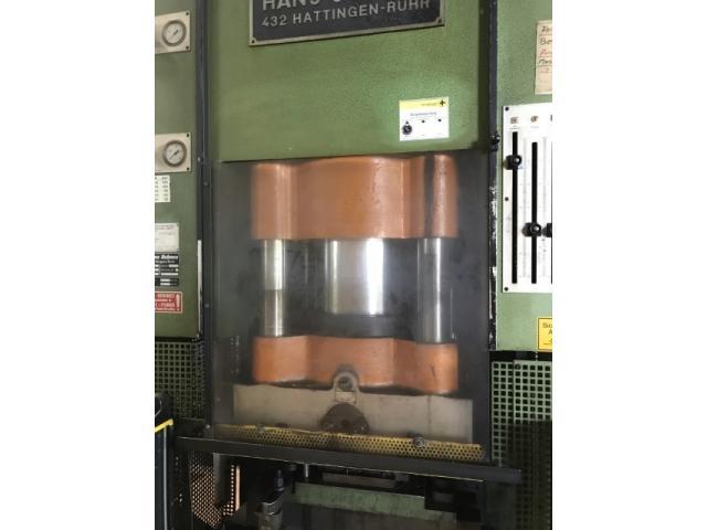 Presse Hydrap HBDB 100 BJ 1978 - 3