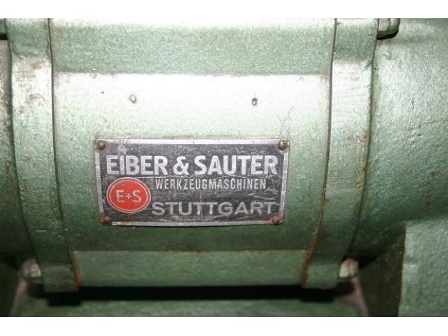 Doppelschleifbock Eiber + Sauter DS3 - 2