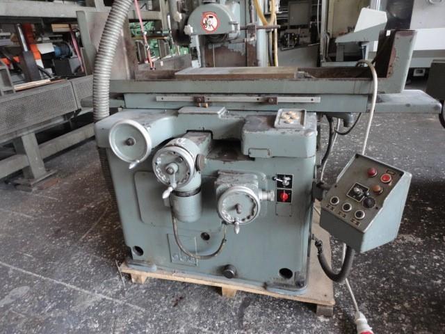 Praez.Flachschleifmaschine Markant ABA Werk Aschaffenburg - 1