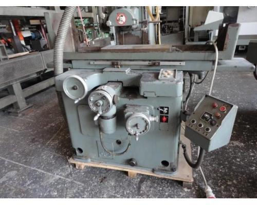 Praez.Flachschleifmaschine Markant ABA Werk Aschaffenburg - Bild 1