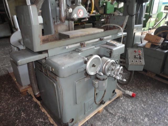 Praez.Flachschleifmaschine Markant ABA Werk Aschaffenburg - 2