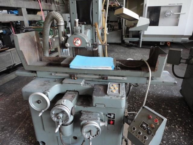 Praez.Flachschleifmaschine Markant ABA Werk Aschaffenburg - 3
