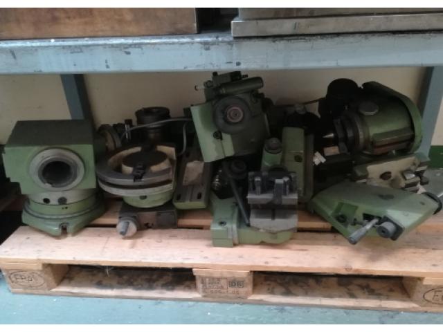 Universale Werkzeugschärf- und Schleifmaschine Geometric 431A - 2