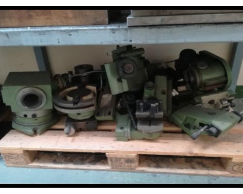 Universale Werkzeugschärf- und Schleifmaschine Geometric 431A - Bild 2