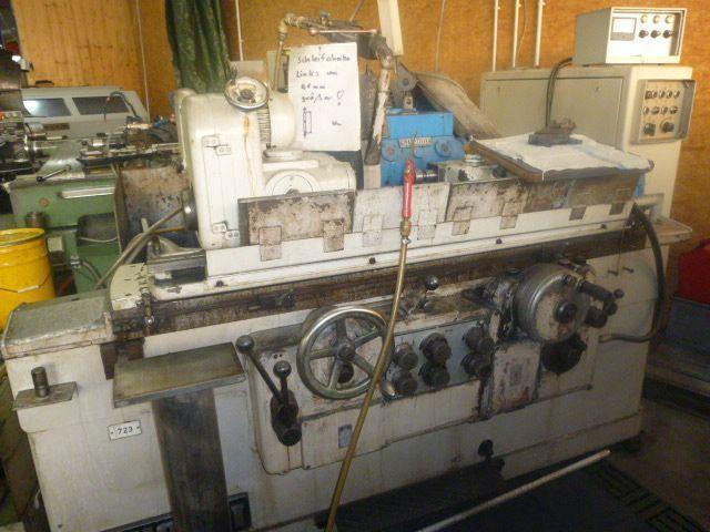 Rundschleifmaschine Schaudt ERS 750 - 1