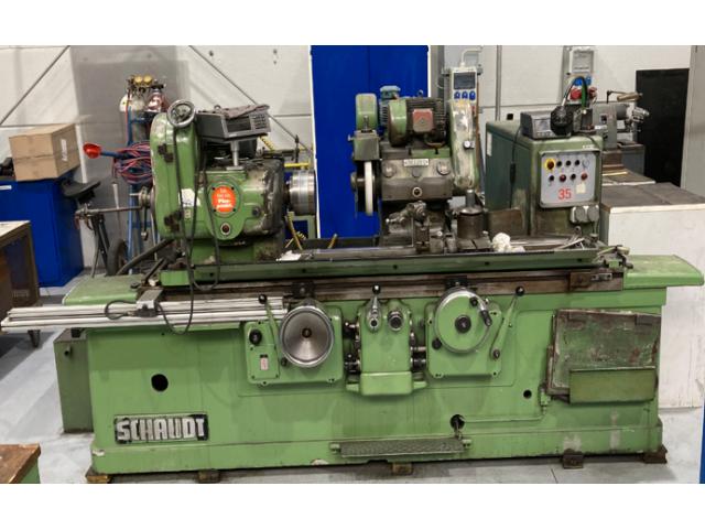 Rundschleifmaschine Schaudt UR - 1