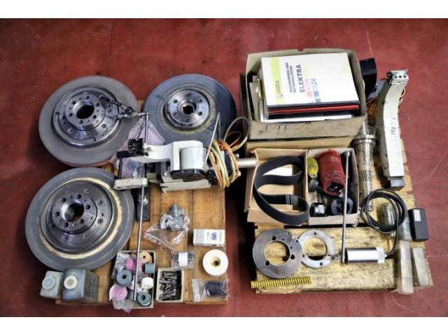 Universalrundschleifmaschine Tacchella UA1018 Elektra - 6