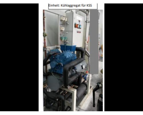 Verzahnschleifmaschine Mägerle MFP-V - Bild 5