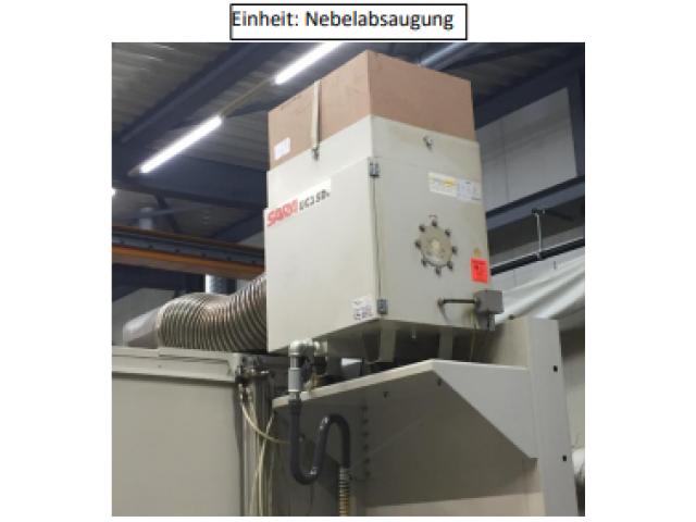 Verzahnschleifmaschine Mägerle MFP-V - 6