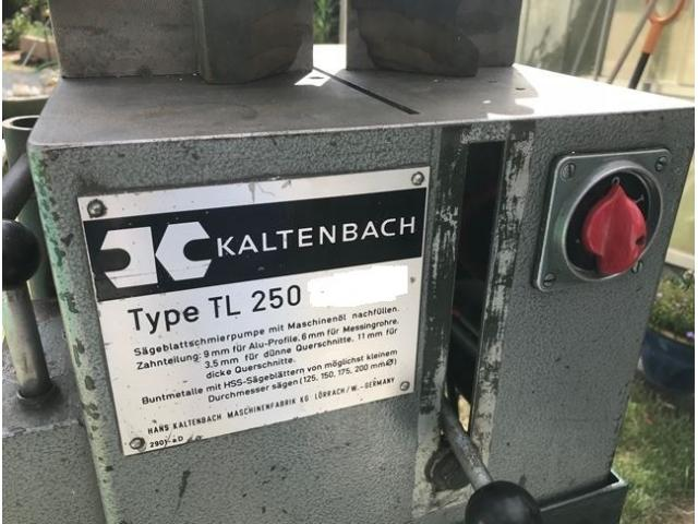 Kaltkreissäge Kaltenbach TL250 - 2