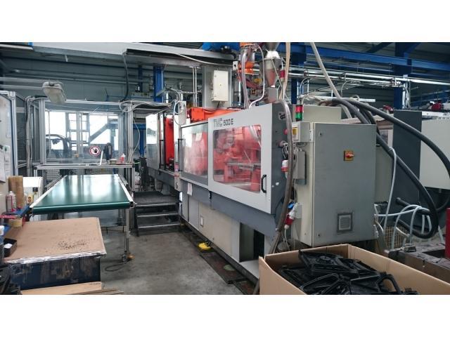 Spritzgiessmaschine TMC TMC 500 E 5000/4000 - 1