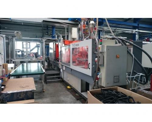 Spritzgiessmaschine TMC TMC 500 E 5000/4000 - Bild 1