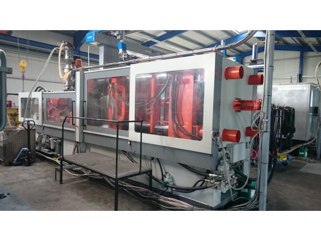 Spritzgiessmaschine TMC TMC 500 E 5000/4000 - 5