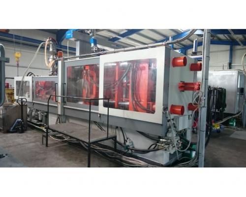 Spritzgiessmaschine TMC TMC 500 E 5000/4000 - Bild 5
